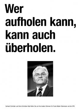 Schröder-Anzeige